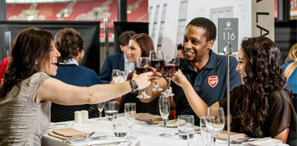 Matchball Package - Highbury a la Carte