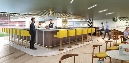 Feature Cocktail Bar