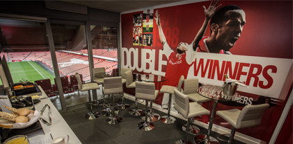 The Doubles Lounge - Executive Box Emirates Stadium